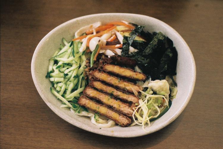 澄石 -- 新素食風格