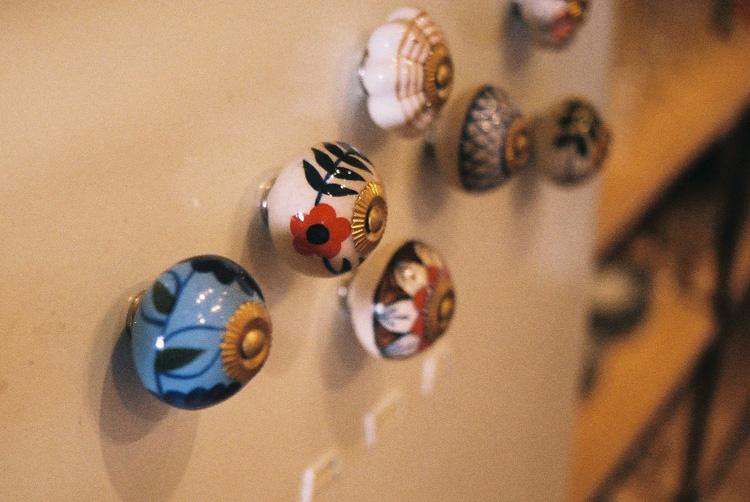 生活中的藝術品。小器生活道具