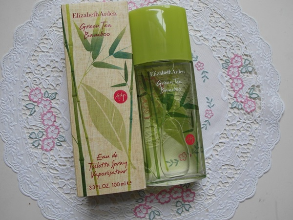 Elizabeth Arden 綠茶竹子香水香氛