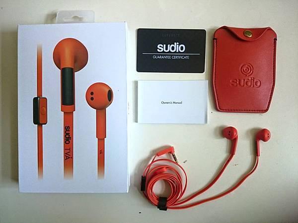 瑞典 Sudio 耳機 耳機飾品