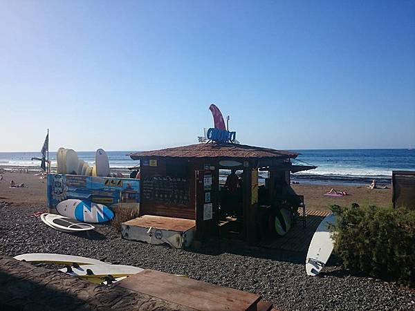 西班牙 Tenerife 特內裡費島