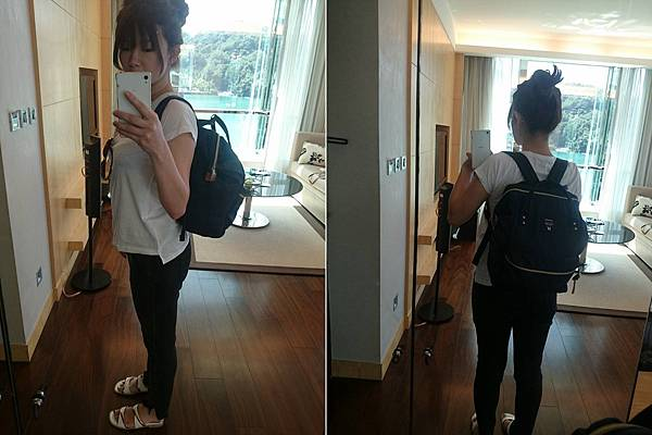 anello 日本 後背包 媽媽包 大容量