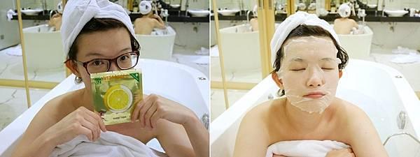 霜凝萃三效步驟面膜 韓國 醫美