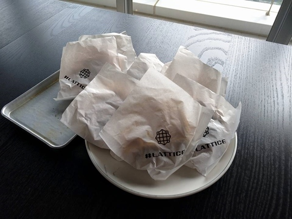 Lattice 拉堤斯 列日鬆餅 捷運 國父紀念館站 比利時鬆餅