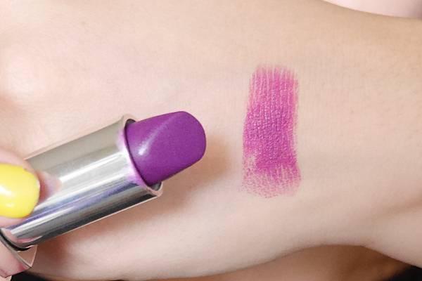 紫色 秋冬 紫色唇膏 紫色唇彩 Dior藍星 唇膏