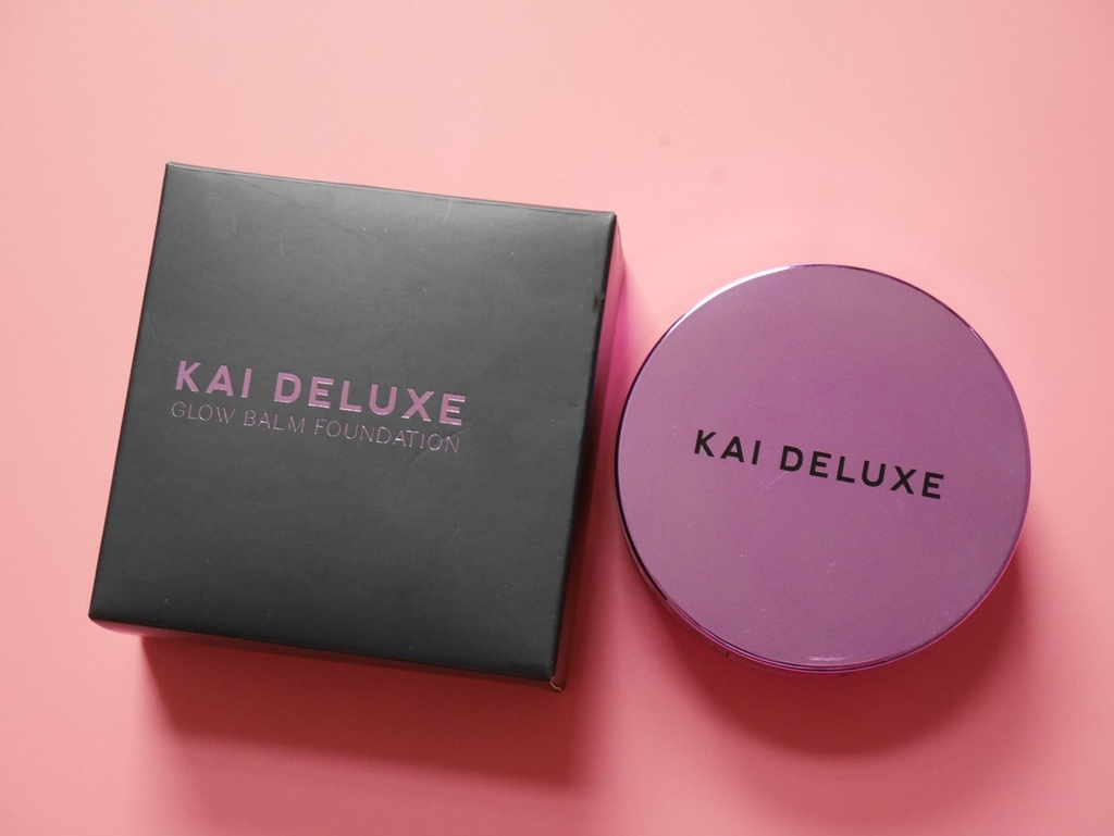 Kai Deluxe 玫瑰光潤爆水粉餅 小凱老師 氣墊粉霜 保濕