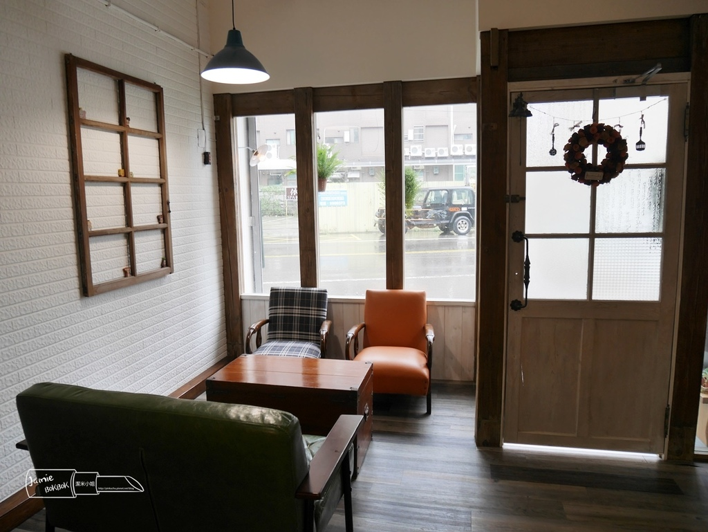 竹北咖啡廳 6+ 塔派 六家 點心塔 新竹下午茶 文創