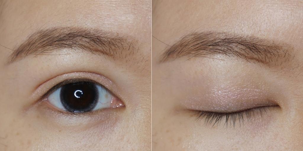 線代主義光彩眼影盒 INTEGRATE 巴黎暮紫