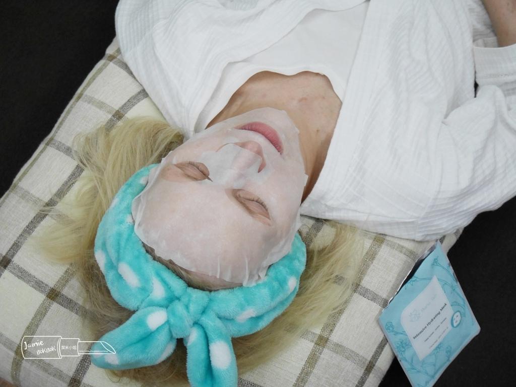 Aeria Skin 雪絨花密集保濕面膜 敏感肌 孕婦也可以用