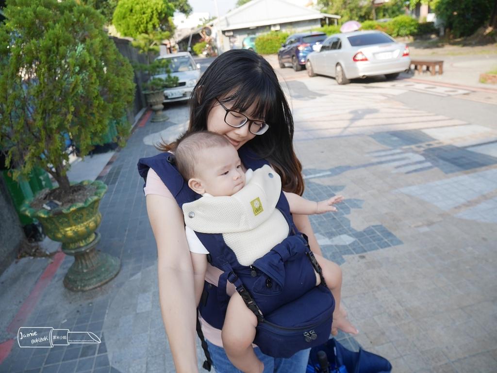 lillebaby NEW Seat Me 腰凳型揹巾 背巾分享 背巾推薦 新生兒可用
