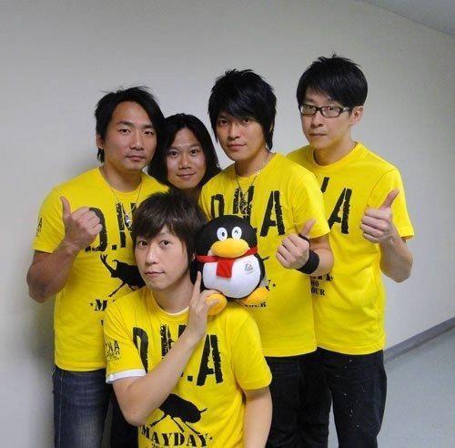 2012/03/17 五月天 世博台灣館 in 新竹演唱會(不用錢唷^o^)