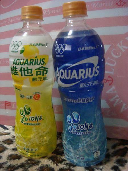 動元素 運動飲料