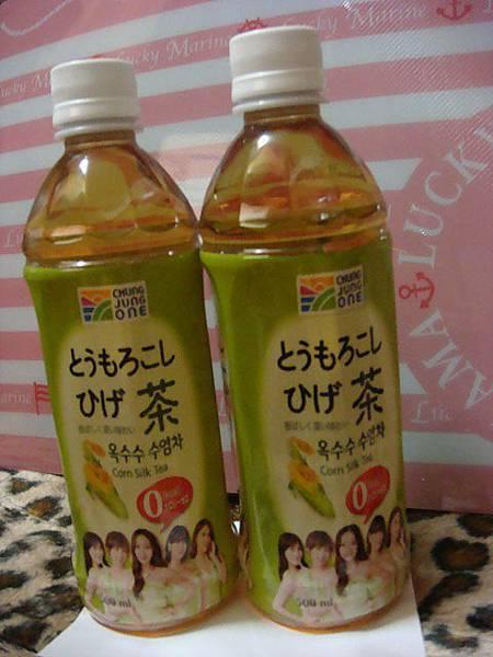 韓國 清淨園玉米鬚茶