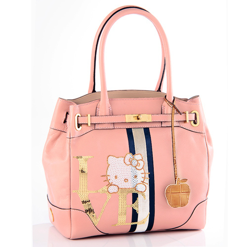 【 A.D.M.J 】Love Kitty Cova-tote ( PINK )