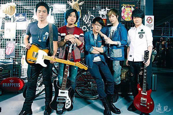 遠見雜誌 11月封面故事 ★ 五月天 (2012)