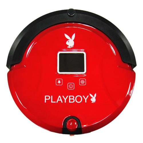 PLAYBOY 智慧機器人掃地機 AC_01