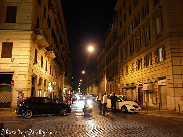 羅馬夜遊-20