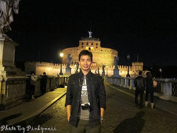 羅馬夜遊-23