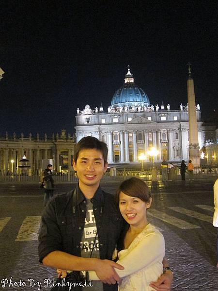 羅馬夜遊-33