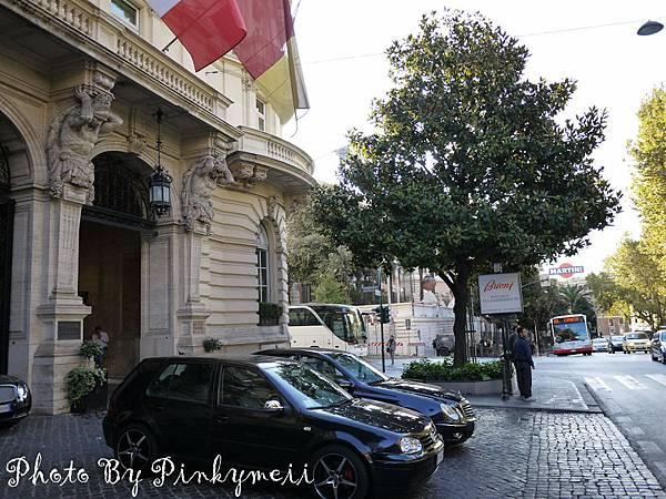 羅馬飯店-4