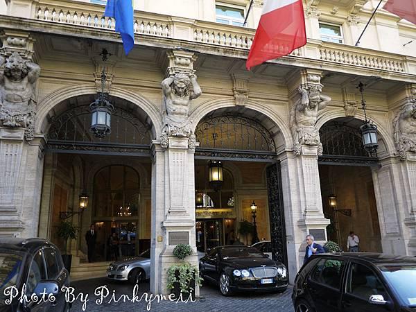 羅馬飯店-1