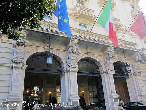 羅馬飯店-2