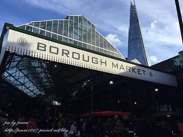 【英國倫敦】100%25適合吃貨的行程!波羅市集