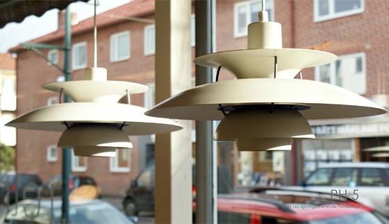 PH5吊燈三