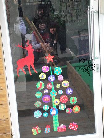 簡單就很漂亮的聖誕樹