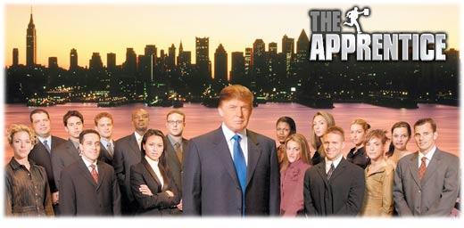 THE APPRENTICE-誰是接班人