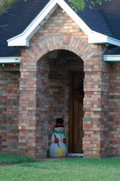 聖誕裝飾 - 雪人款