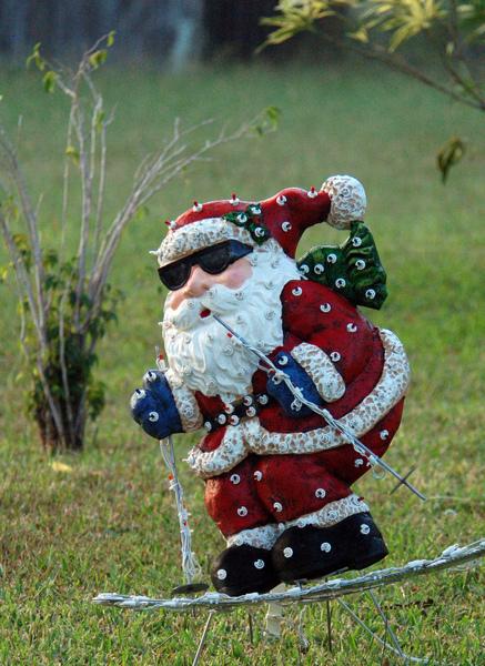 聖誕裝飾 - 聖誕老公公款