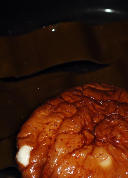 香菇與海帶