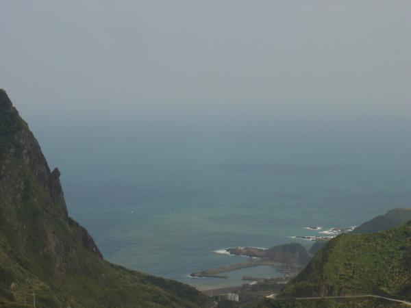 山的這一頭看海的那一端