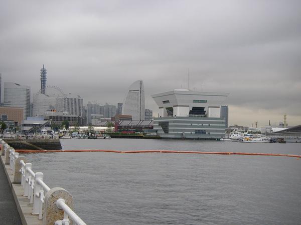 橫濱開港150週年慶