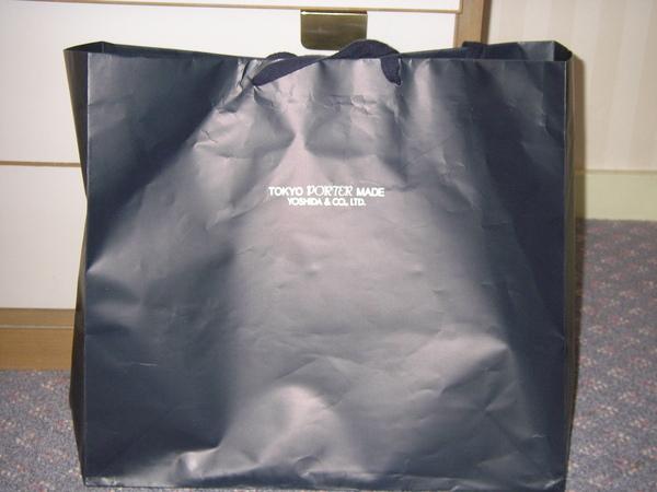 在伊勢丹百貨買了我生平最貴的包包