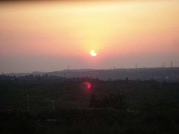 01152010日偏蝕