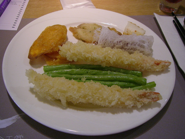 lab dinner饗日式百匯01212010.JPG