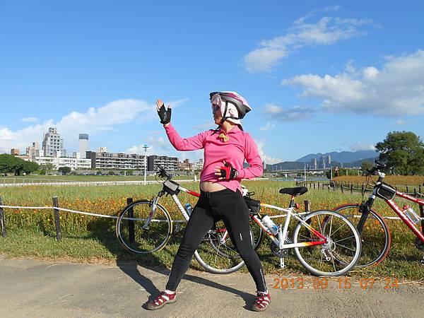 騎單車 362