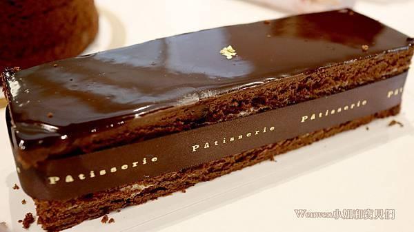 鋼琴師%26;法式甜點 - 蕭邦夜曲OP9.2(80%純黑巧克力無粉蛋糕).jpg