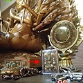 泰國老佛牌如理如法廣大妙喻 龍婆班神獸崇迪單尾雞真品