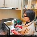 白醋加熱,可清理微波爐兼除臭。