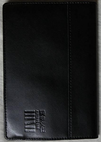 1皮革筆記簿