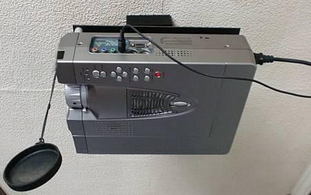 我家投影機