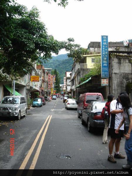 內灣--舊街入口