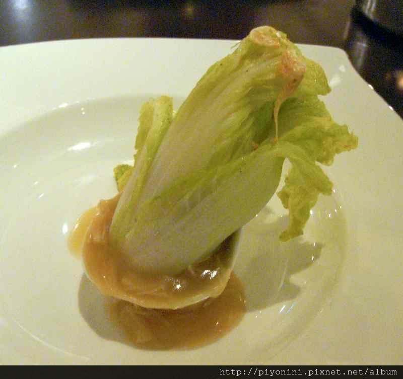 翠玉白菜 - 晶華軒的翠玉白菜套餐