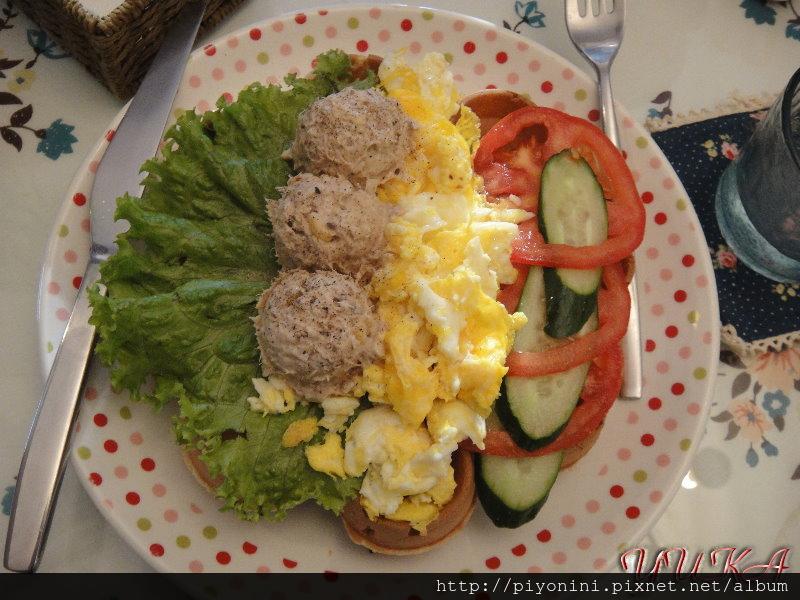 HANA鮪魚鬆餅
