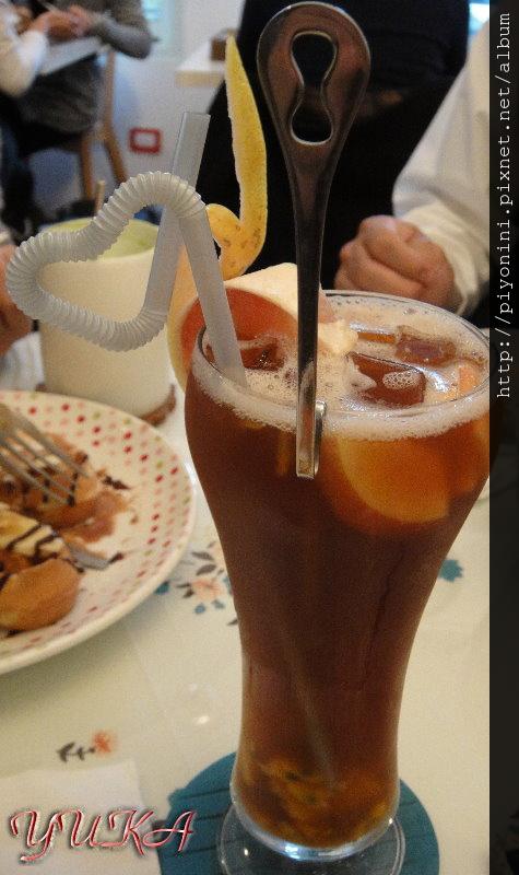 HANA冰熱帶水果茶