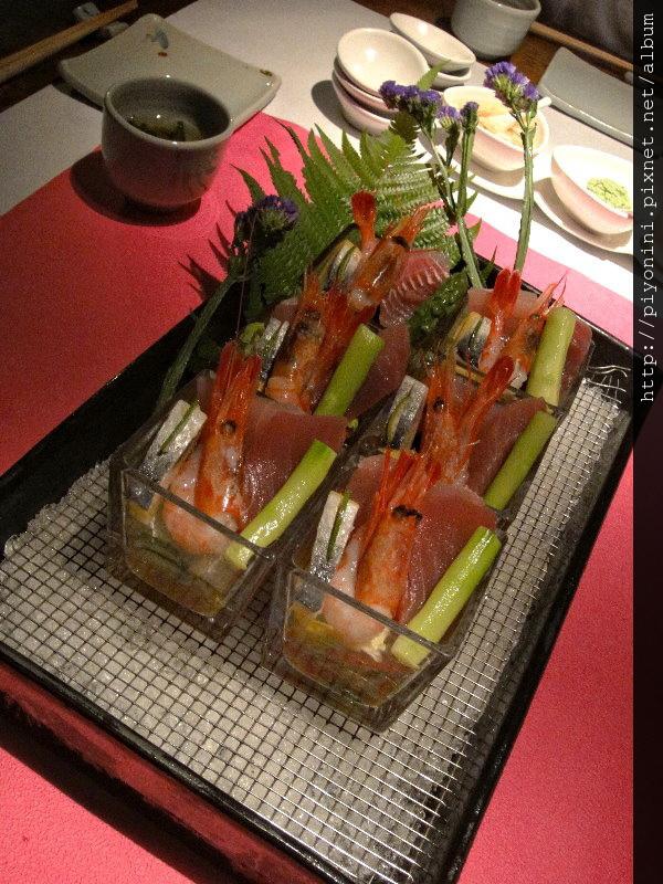 生魚片沙拉 - 大山無價