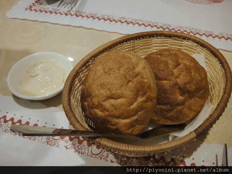 麵包 - 慕斯卡